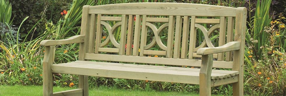 Tudor Bench