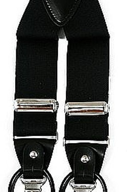 Men's Suspender Y-Back Brown
