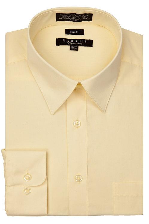 Marquis Slim Fit Shirt (Banana)