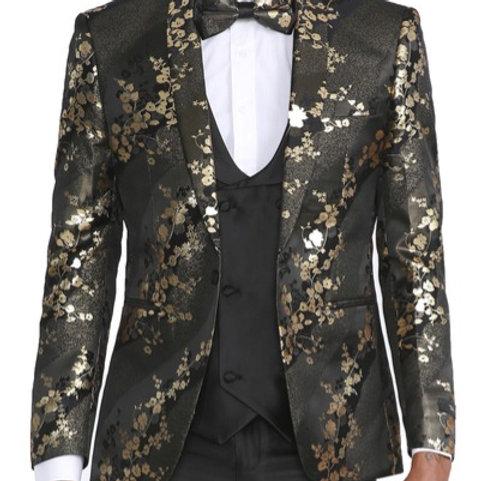 Tazzio Men's Fashion Suit