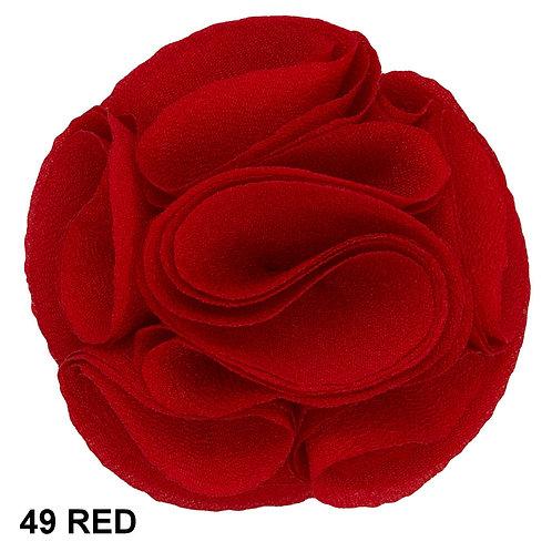 Lapel Rose (Red)