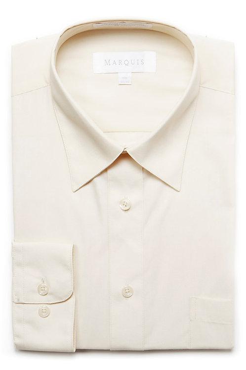 Marquis Slim Fit Shirt (Ecru)