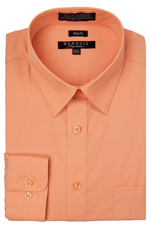 Marquis Slim Fit Shirt (Apricot)