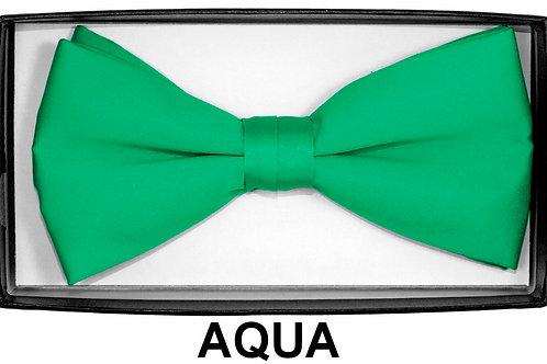 Bow Tie Aqua