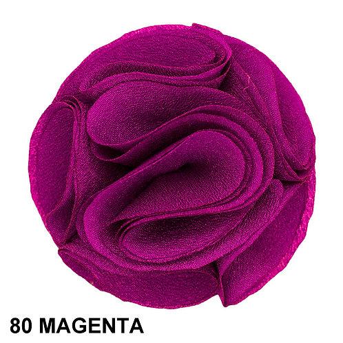 Lapel Rose (Magenta)