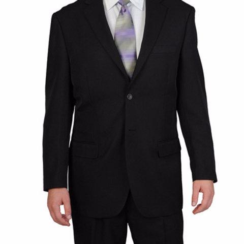 Men's Business Suit (Black)