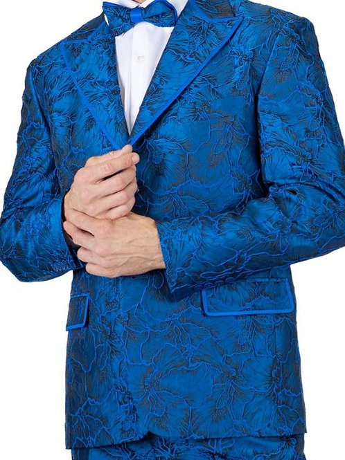 Blu Martini Men's 2 Piece Fashion Suit