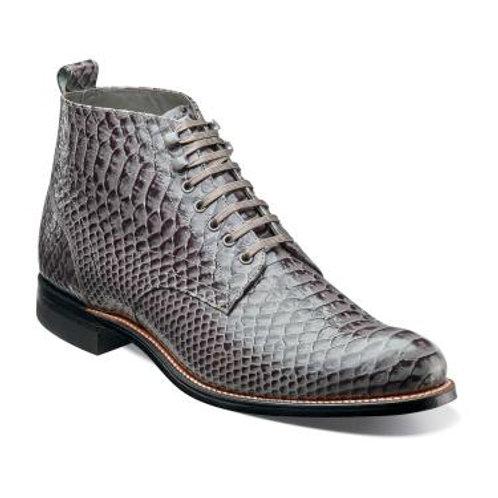 Stacy Adams Madison Plain Toe Demi Boot-Gray