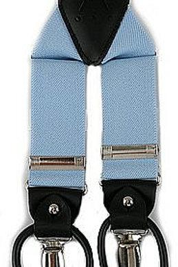 Men's Suspender Y-Back Lt. Blue