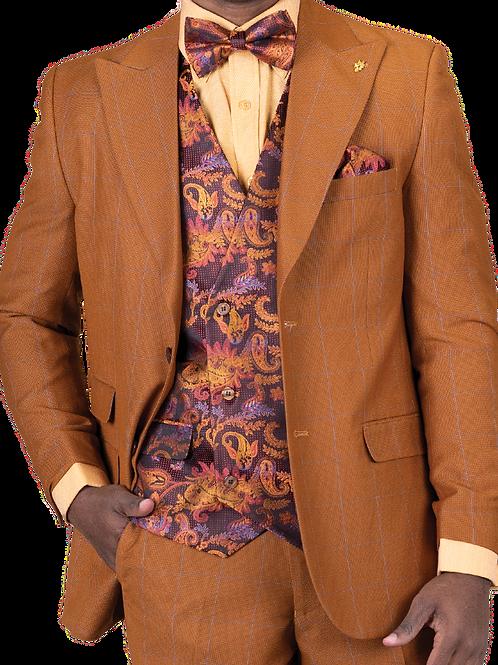 Falcone Men's Fashion Suit