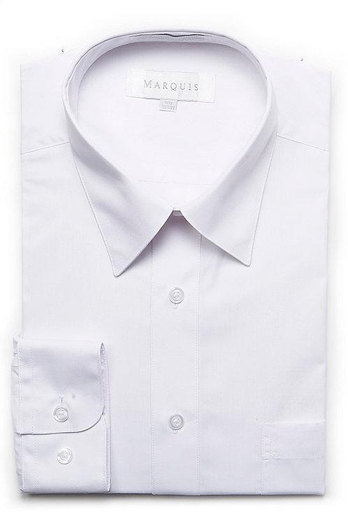 Marquis Slim Fit Shirt (White)