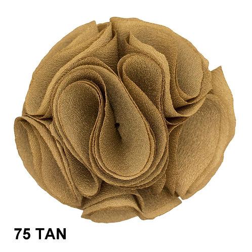 Lapel Rose (Tan)