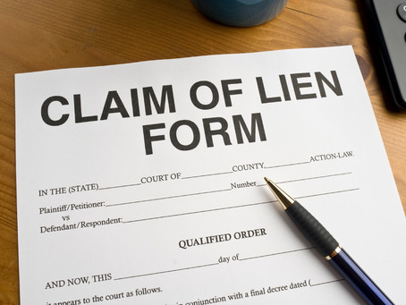 Can Contractors File a Lien on a Homestead in Texas?