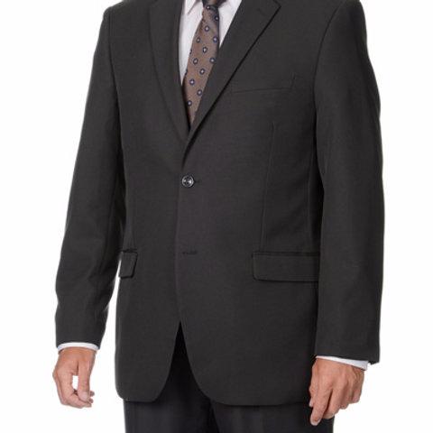 Men's Business Suit (Gray)