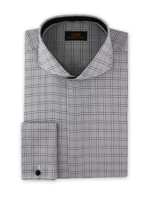 Steven Land Men's Classic Fit Dress Shirt