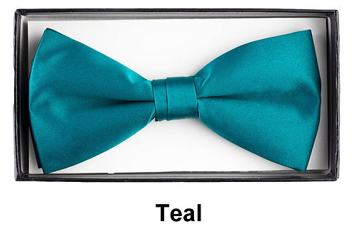 Bow Tie Teal