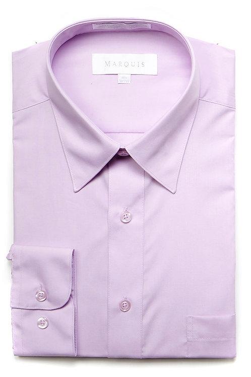 Marquis Slim Fit Shirt (Lilac)