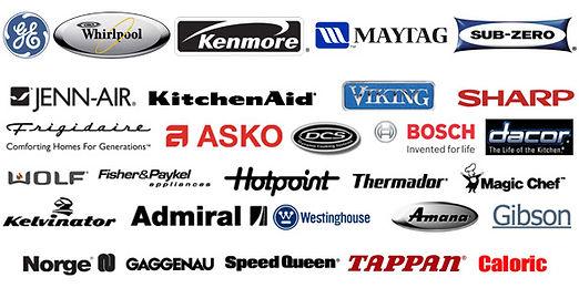 Brands serviced