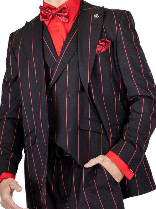 Stacy Adams Men's Fashion Suit
