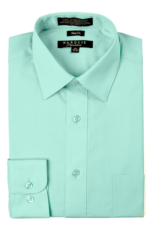 Marquis Slim Fit Shirt (Wintergreen)