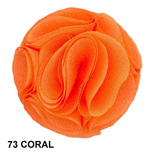 Lapel Rose (Coral)