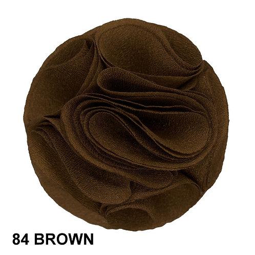 Lapel Rose (Brown)