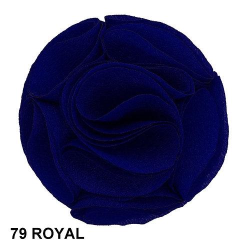 Lapel Rose (Royal)