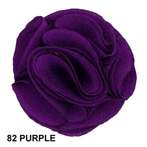 Lapel Rose (Purple)