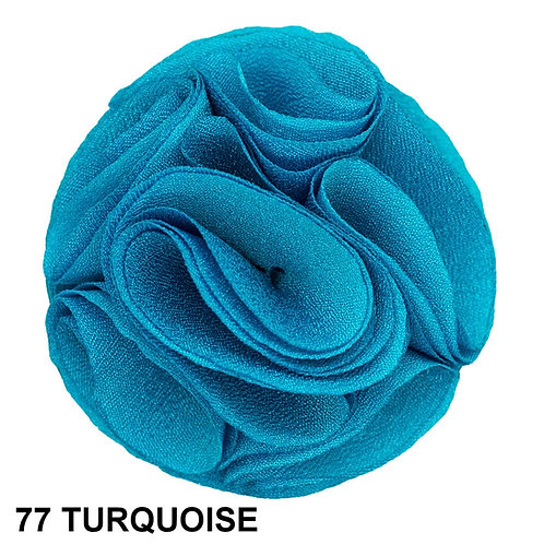 Lapel Rose (Turquiose)