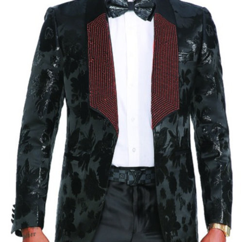 Tazzio Men's Fashion Jacket