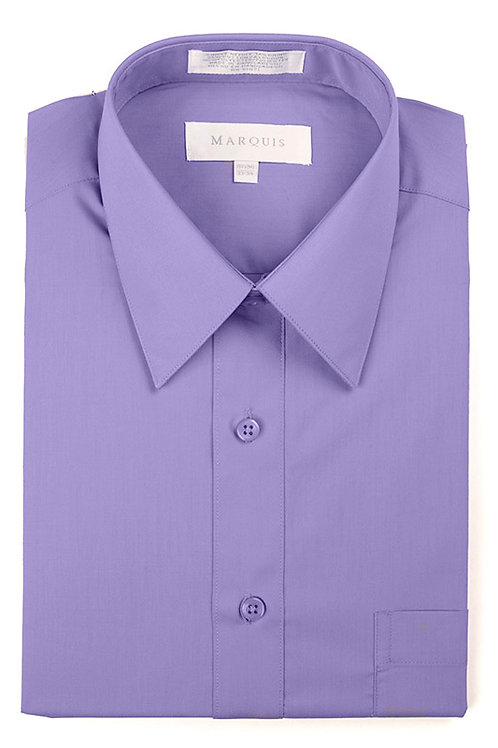 Marquis Slim Fit Shirt (Violet)