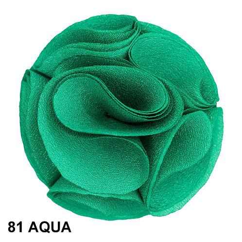 Lapel Rose (Aqua)