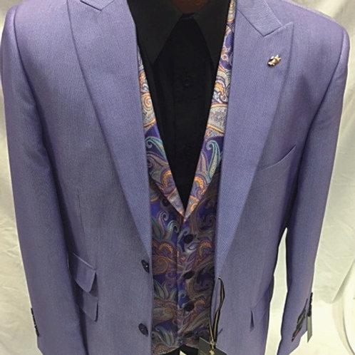 Falcone Men's 6-Piece Fashion Suit
