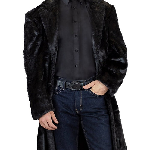Falcone Men's Vince Topcoat