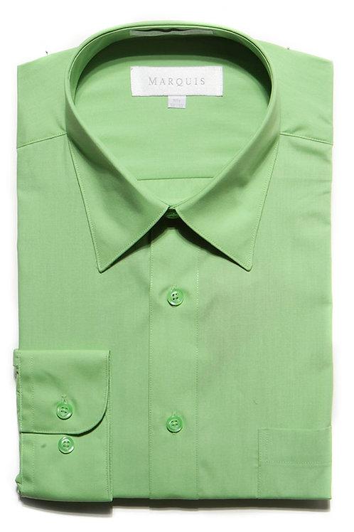 Marquis Slim Fit Shirt (Apple Green)