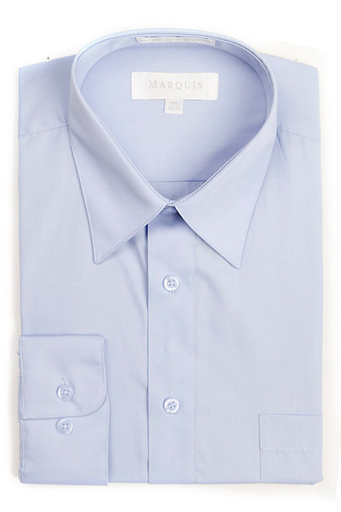 Marquis Slim Fit Shirt (Light Blue)