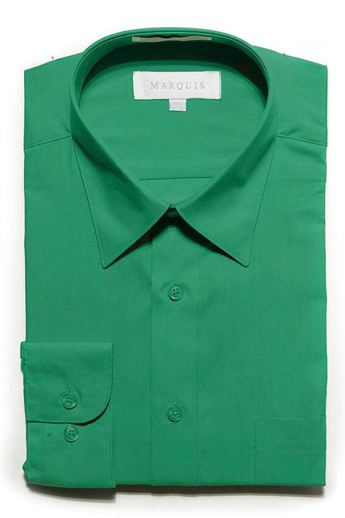 Marquis Slim Fit Shirt (Emerald)