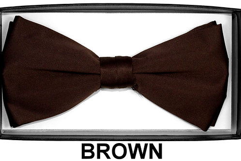 Bow Tie Brown