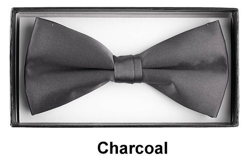 Bow Tie Charcoal