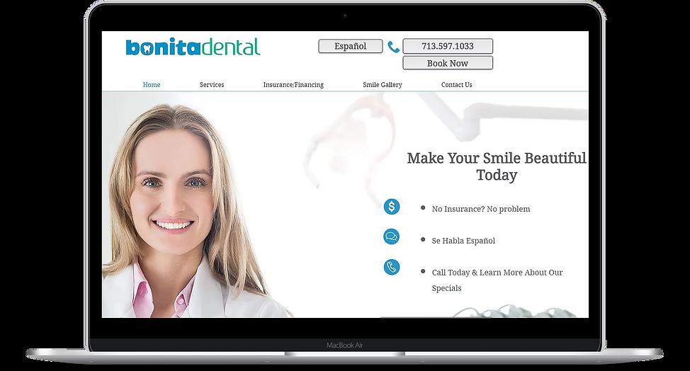 Bonita Dental Screenshot.png
