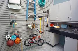 Gallant Garage Cabinets and Storage Corn
