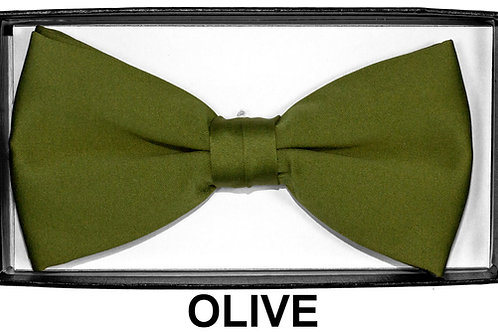 Bow Tie Olive