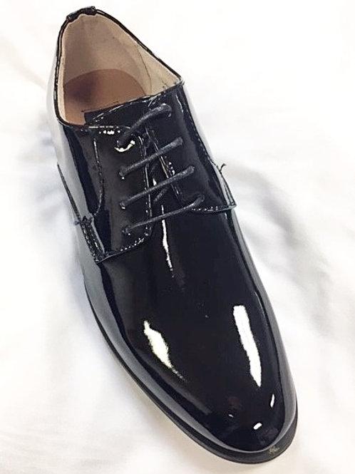 Men's Tuxedo Patent Leather Shoes