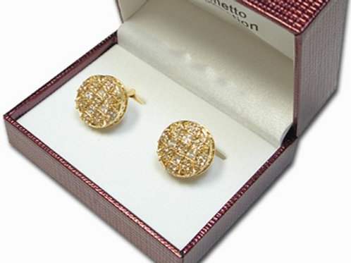 Venetto Stone Cufflinks Set
