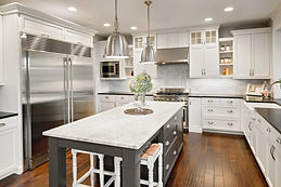 kitchen interior in new luxury home.jpg
