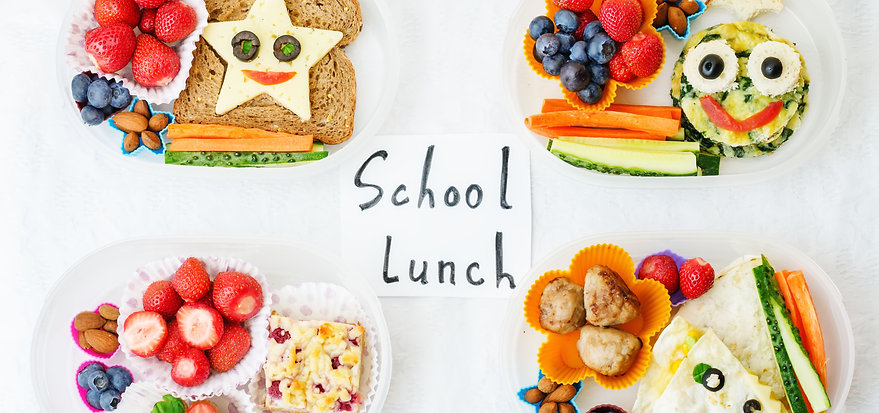 Simplify Lunch: Mix-and-Match Ideas Your Kids Will Love
