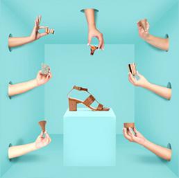 Replaceable Heels Inventor