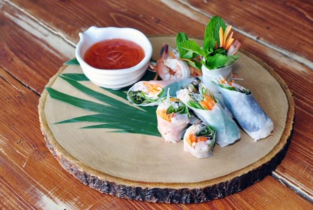 Vietnamese Parcels