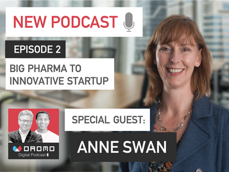 Podcast Episode 2: Big Pharma to Innovative Startup - How to manage the transition