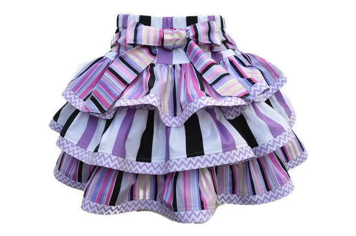 MelyndaMade Handmade Baby Clothes Skirt